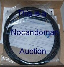 NEW AUDIOPHILE 1.5 METER MIT SHOTGUN DIGITAL RCA CABLE VERY TRANSPARENT SOUND