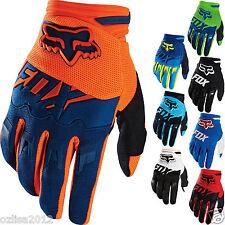 Hot FOX Racing Dirtpaw Race Gloves - Motocross Dirtbike MX ATV Mens Riding Gear