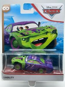 "Disney Pixar Cars Diecast Liability Thunder Hollow ""RARE"""