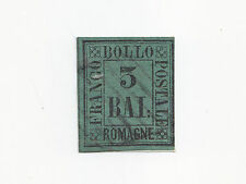 T689-ROMAGNA-3 BAJ USATO SU PICCOLO FRAMMENTO