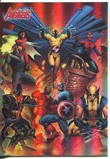 The Complete Avengers Earths Mightiest Heroes Chase Card MH14