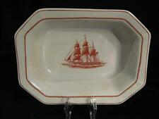 WEDGWOOD GEORGETOWN COLLECTION FLYING CLOUD OVAL VEGETABLE SERVING BOWL