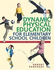 Dynamic Physical Education for Elementary School Children (15th Edition) by Pan