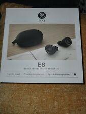 B&O E8 Wireless Bluetooth Headphones - Grey