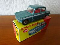 TRIUMPH VITESSE - DINKY TOY 134 - Die cast model in REPRO. BOX - SEE PHOTOS.