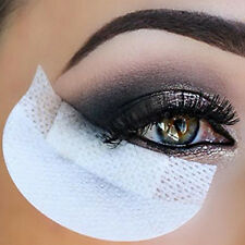 10 pcs Under Eye Gel Pad Patch Lint Free Eyelash  Tape Eyelashes PET