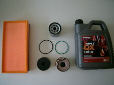 PEUGEOT 406 1998-2004, SERVICE KIT, 2.0HDi DIESEL ENGINES, OIL INCLUDED