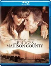 Bridges of Madison County 0883929394425 With Clint Eastwood Blu-ray Region a