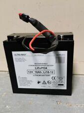 36 hole lithium golf battery 22ah suitable for GoKart