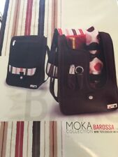 Picnic Time Moka Collection Barossa Insulated Wine Tote/Cooler
