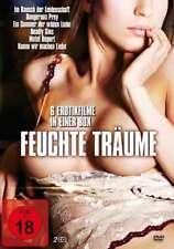 Feuchte Träume (6 Filme auf 2 DVDs) - Erotikfilm - FSK18