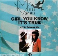 Milli Vanilli Girl you know it's true (1988) [Maxi-CD]