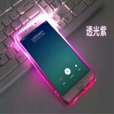 Glow In The Dark Luminous Fluorescence Case Cover For iPhone 7 8 Xs Samsung S8+
