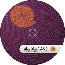 Linux Ubuntu 12.04 LTS nonPAE DVD 32 Bit - Deutsch - Neueste Version -