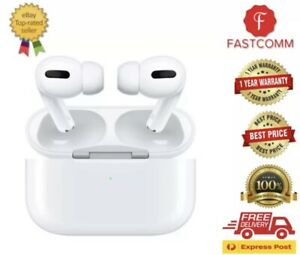 Apple Airpods Pro Wireless Bluetooth Earphone with White Charging Case AU STOCK