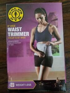 golds gym waist trimmer