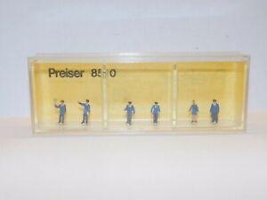 Preiser Bahnpersonal  8510 Spur Z