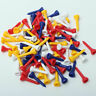 100Pcs Professional 36mm Low-resistance Tip Plastic Sports Golf Tees Holder