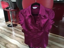 Crossroads Ladies Shirt - Size 8  - 5 or more items free postage (AU only)