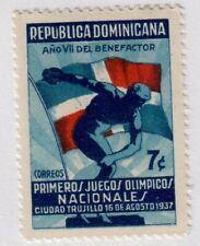 Dominican Republic,Scott#328,7c,Mh, Scott=$26