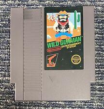 Wild Gunman (1985) - Nintendo Entertainment System - Cartridge Only