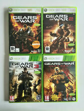 Gears of War 1 + 2 + 3 + Judgment / Xbox 360 / PAL / FR