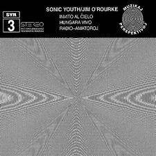 Invito Al Cielo .. Sonic Youth with Jim O'Rourke