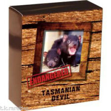 2013 Tuvalu Tasmanian Devil  coin from Perth Mint. Top coin. Top packaging.