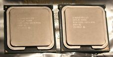 Intel Xeon 5150, 4M Cache, 2.66 GHz, 1333 MHz FSB, matched pair