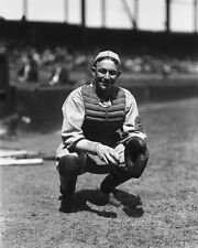 1925 Chicago Cubs CHARLES 'GABBY' HARTNETT Glossy 11x14 Photo Baseball Print