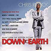Down to Earth [Music from the Motion Picture] CD Free Ship #JU88