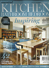 THE ESSENTIAL KITCHEN BATHROOM BEDROOM,  MARCH,2014 ( ESSENTIAL GUIDE CABINET