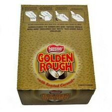 Nestle Golden Rough with Roasted Coconut 48 x 20g Bulk Box