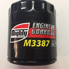 MighTy M3387 Engine Guard II Oil Filter Fram PH3387A Baldwin B7446