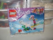 LEGO FRIENDS SNOWBOARD TRICK'S  # 30402 NEW IN  POLYBAG!!