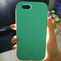 LED Selfie Light Up Rechargeable Luminous Flash Phone Case for iPhone 6/6s PlTS