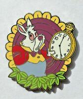 Disney Pin Badge Alice in Wonderland - White Rabbit