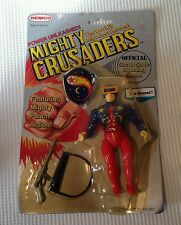 Mighty Crusaders The Comet figure by Remco 1984 sealed rare