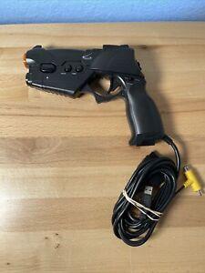 Cypher Games GunCon Light Gun Controller W/GC 1&2 Sony PlayStation 1 PS1 Working