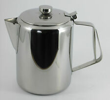Coffee Pot Stainless Steel 12oz Restaurant Cafe Tea Hot Water Pot Catering
