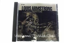 Singin N Playin by Louis Armstrong (1989) CD-LRC