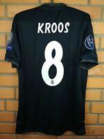 Kroos Real Madrid Jersey 2018 2019 Away S Shirt CG0584 Soccer Adidas Trikot