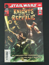 Box 50a, Comic Dark Horse, Star Wars Knights of The Old Republic, # 12