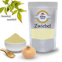 Zwiebel Pulver fein gemahlen Ohne Zusätze Gourmet Top Qualität Exquisit Line