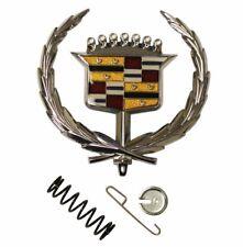 1971-1978 Cadillac Eldorado Fleetwood Hood Crest Ornament Molding Emblem