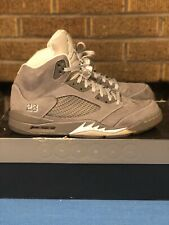 "Air Jordan 5 V ""Wolf Grey"" Size 13 2011"
