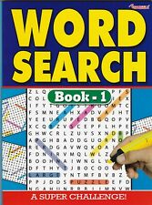 WORDSEARCH PUZZLE BOOK 1 136 PUZZLES- BUY ANY 2 GET ANY 1 FREE