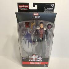 Marvel Legends Falcon Winter Soldier Baron Zemo BAF Capt America Hasbro Disney?