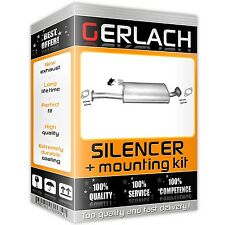 Vauxhall Frontera B 3.2 V6 from 1998 exhaust system silencer *3575