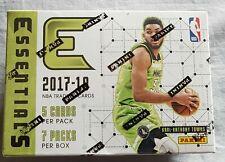 Panini Essentials Basketball nba Box Blaster 2017-18 Trading Cards